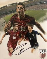 Christian Pulisic Autographed Signed 8x10 Photo REPRINT