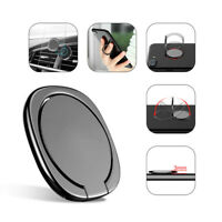 Mobile Car Water Droplet Phone Ring Finger Stand 360° Holder Magnetic Bracket