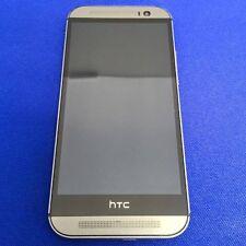 Near Mint HTC One M8 Verizon + Factory Unlocked for GSM 4G LTE 32GB Windows 8 OS
