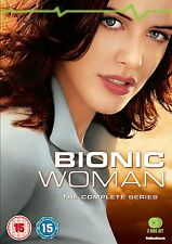 Bionic Woman: The Complete Series (Remake) - DVD NEW & SEALED - Michelle Ryan