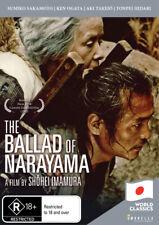 The Ballad Of Narayama (DVD, 2019)