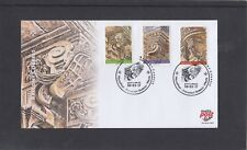 Malta 2017 Balcony Corbels First Day Cover FDC