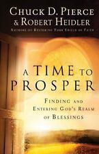 TIME TO PROSPER - NEW PAPERBACK BOOK