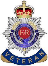 ROYAL ARMY SERVICE CORPS VETERAN STICKER UK - CARS - VANS - LAPTOPS
