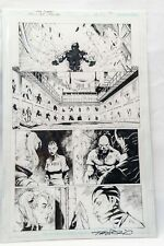 Suicide Squad #17 - Tony Daniel Original Art - Harley Quinn, Deadshot
