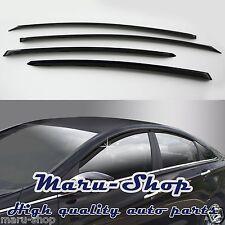 Smoke Door Window Vent Visor Deflector for 11~14 Hyundai Sonata/i45