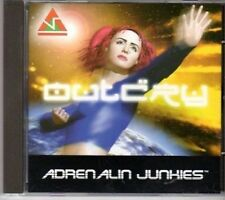 (BA937) Outcry, Adrenalin Junkies - 1999 DJ CD