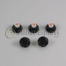 5 x Bombillas 1 LED SMD Rosa T4.7 Salpicadero, cuadro, indicadores... Bombilla