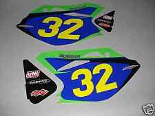 Kawasaki KXf 450 06/08 team green usa backrounds 32
