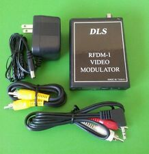(NEW) DLS AUDIO/VIDEO Modulator #RFDM-1