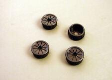 """4 Pack 3/4"""" Expandable Black Plastic Grommets PG750BKX4"""