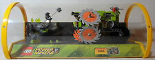 LEGO 2009 POWER MINERS ROCK WRECKER 8963 SHOWCASE STORE DISPLAY MASTERPIECE VHTF
