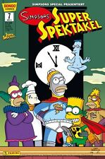 SIMPSONS SONDERHEFT # 7 - SUPER SPEKTAKEL - PANINI 2013 - TOP