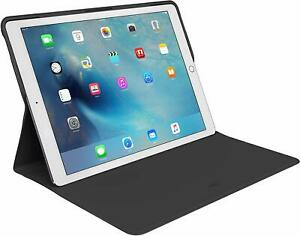 "Logitech CREATE 939-001403 Black Folio Protective Case iPad Pro 1ST Gen 12.9"""