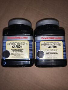 2-Pack Marine Land Premium Activated Carbon For Filters