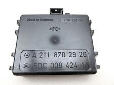 Détecteur de Pluie pour Mercedes W211 E200 03-06 A2118702926 114TKM