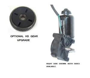 Saturn SC SC1 SC2 SL1 SL2 Reman OEM Headlight Motor Actuator- $35 core refund