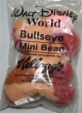 Walt Disney Bullseye Mini Bean Kellogg'S 2001 New Unopened