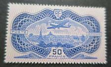 France 1936 *** Poste Aérienne N° 15 *** NSC  Signé + Certificat  TTBE v/détail