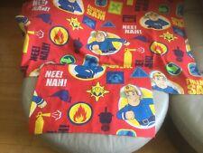 Fireman Sam  Duvet Cover Set Toddler Bed