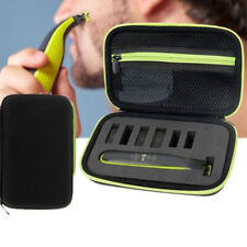 Shaver Storage Bag Hard Box Portable Travel Case Cover Bag For Philips One Blade