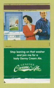 Matchbox - Genesee Cream Ale Beer