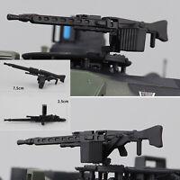 Metalltank 1:16 Leopard 2 a6 Modellmodifikation Teile Zubehör Für Bundeswehr mg3