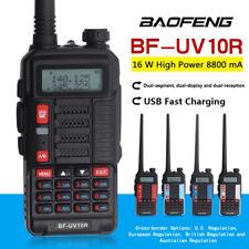 Baofeng  UV10R Dual-band Walkie Talkie Radio High Power Fm 15W Two-way With LED