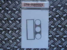 My Favorite Things Die-Namics Slider Channel Companion Windows ~ New