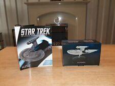 Eaglemoss Star Trek Special U.S.S Franklin Display Space Ship