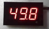 Digital Wall-mounted Noise Meter WS844 Sound Level Meter Decibel Tester 30-130dB