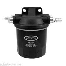 Complete Marine Inboard & Outboard Engine Water Separating Fuel Filter Assembly