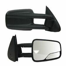 1999-2007 GMC Sierra Yukon Passenger Side Manual Tow Mirror