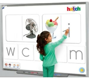 Interactive Whiteboard SB660 and Epson brightLink 470W with extras