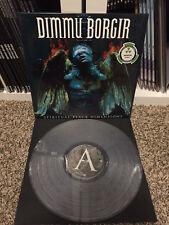 Dimmu Borgir – Spiritual Black Dimensions - CLEAR VINYL - 2 LP RECORD emperor