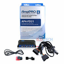 PAC AP4-FD21 Advanced Amplifier Integration Interface with Fiber Optic Output