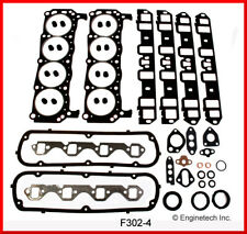 Engine Full Gasket Set ENGINETECH, INC. F302-4