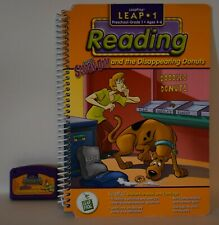 Scooby Doo and the Disappearing Donuts for LeapPad Learning System - Leap 1