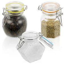 Unbranded Glass Kitchen Canister Sets