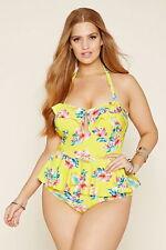763e3603fbe65 FOREVER 21 Floral Swimwear for Women for sale | eBay