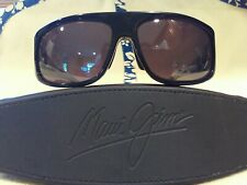 "Maui jim Guy Harvey""GRANDER""230-03 BLUE/GRAY,EXCELLENT PAIR IN CASE,ULTRA RARE!"