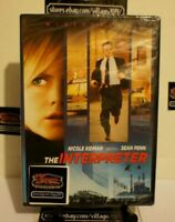 The Interpreter (NEW DVD) FREE SHIPPING!!