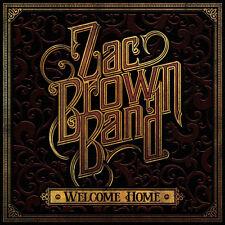 Uk1633655 Zac Brown Band - Welcome Home (cd)