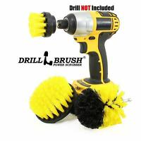 Power Brush Scrubber Drill Cleaning Set Multi-Purpose Bathroom Shower Cleaner