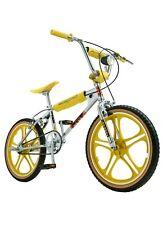 Old school bmx bikes