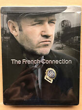 Gene Hackman FRENCH CONNECTION ~ 1971 Friedkin Classic Ltd Ed Blu-ray Steelbook