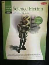 Learn to Draw Science Fiction Step-by-Step