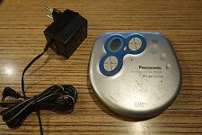 Panasonic CD Player SL SX 230 . mit Netzteil . Batteriedeckel fehlt (75)