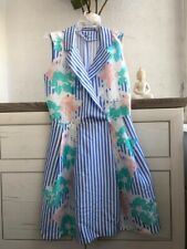 Cacharel Silk Dress Stunning Size 10
