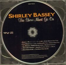 Shirley Bassey(CD Album)The Show Must Go On-533 712-2-1996-VG